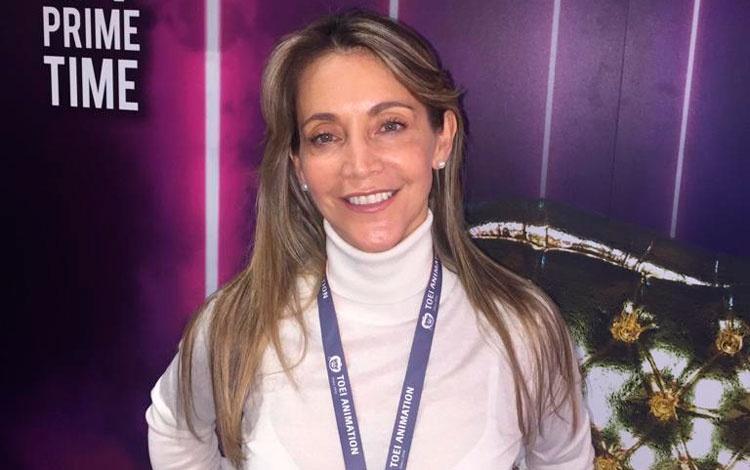 Con Esperanza Garay de MGE