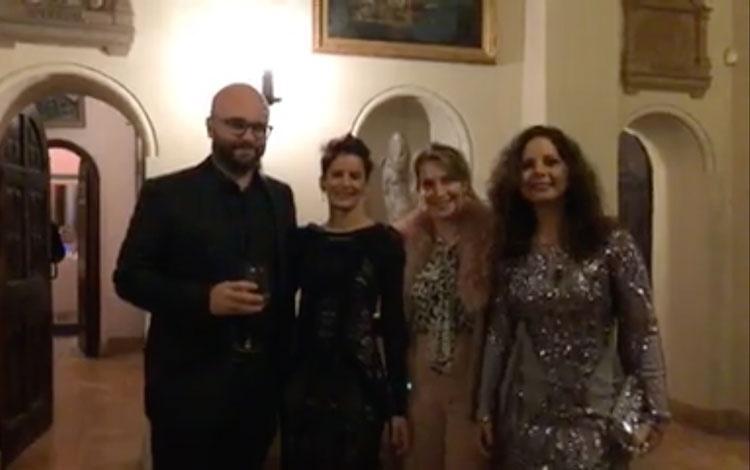 Desde la cena de gala turca de Global Agency