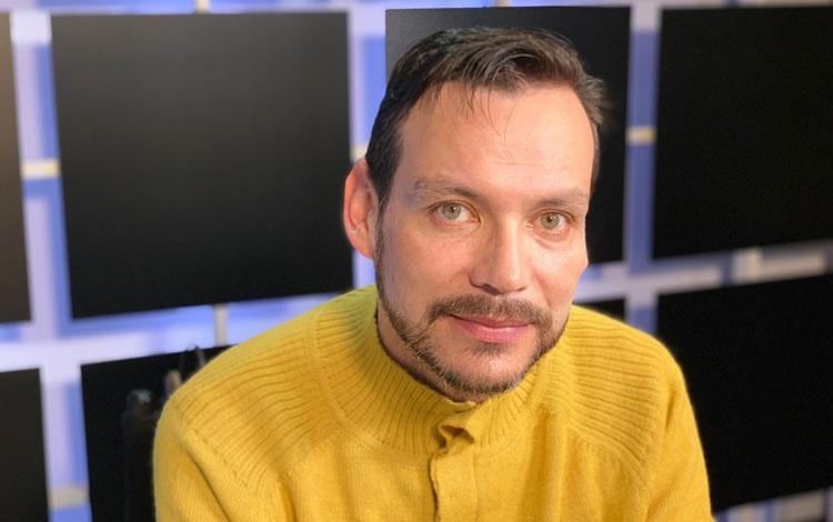 Nelson Martínez, director ejecutivo de Produc...