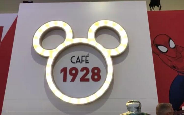 Desde el stand de Disney en Mipcom Cannes en ...