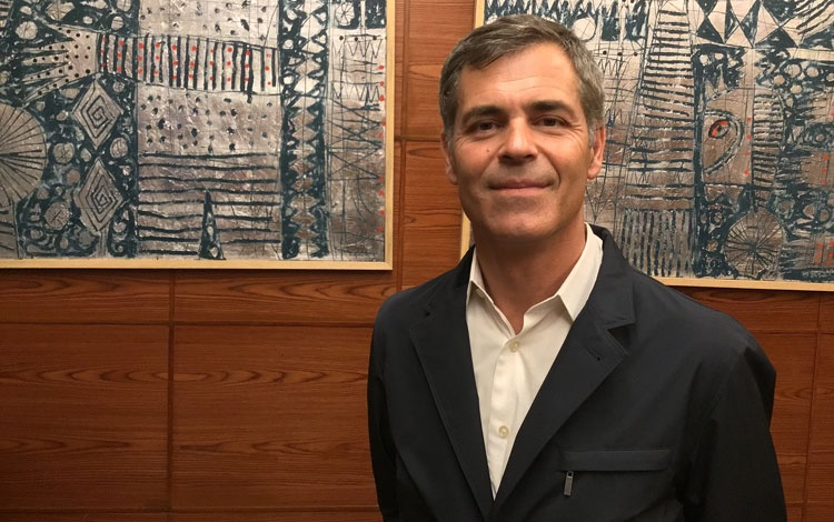 Con Mario Sousa de Mediapro US