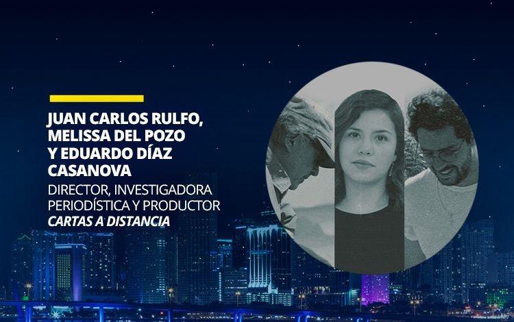 #PRODUprimetime con Juan Carlos Rulfo, Meliss...