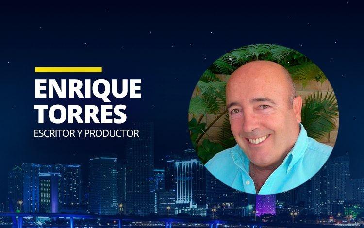 #PRODUprimetime con Enrique Torres, escritor ...