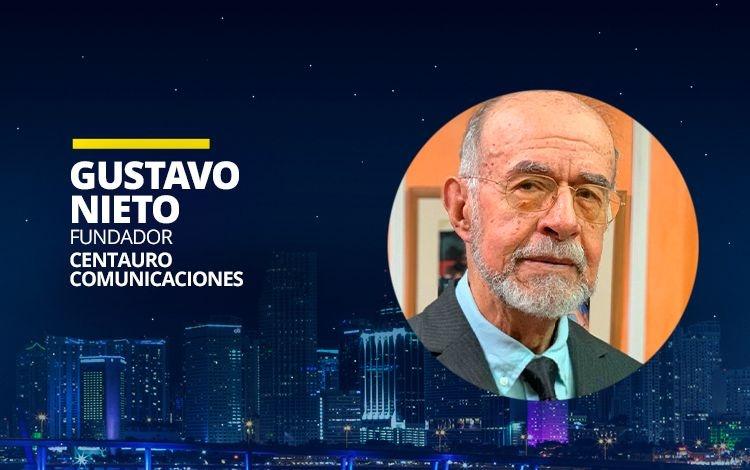 #PRODUprimetime con Gustavo Nieto de Centauro...