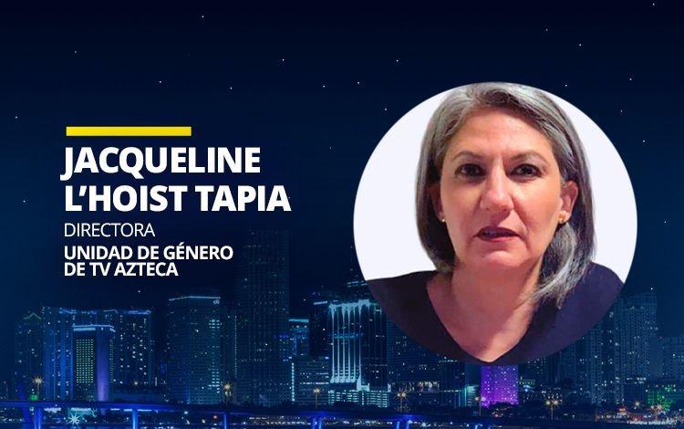 #PRODUprimetime con Jacqueline L'Hoist Tapia ...