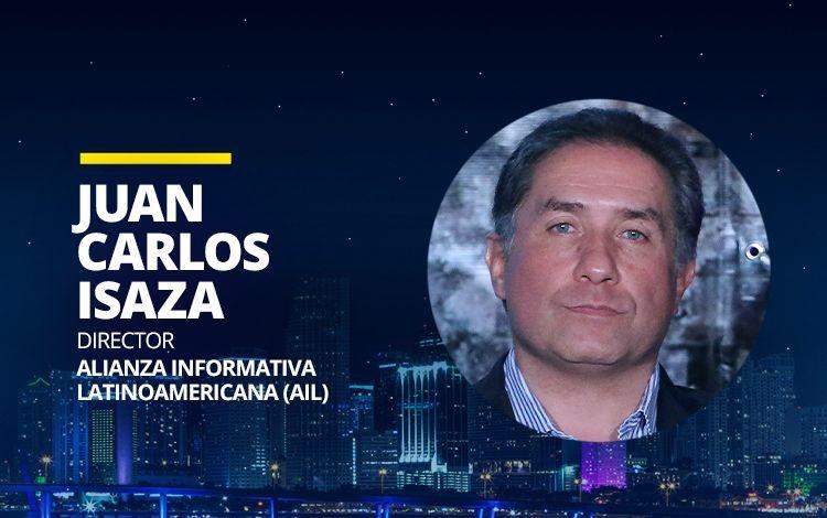 Juan Carlos Isaza de la Alianza Informativa L...