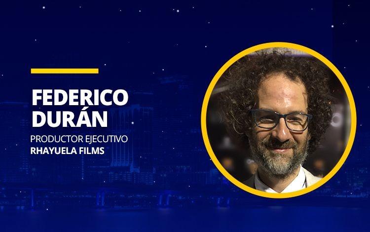 #PRODUprimetime con Federico Durán de Rhayuel...