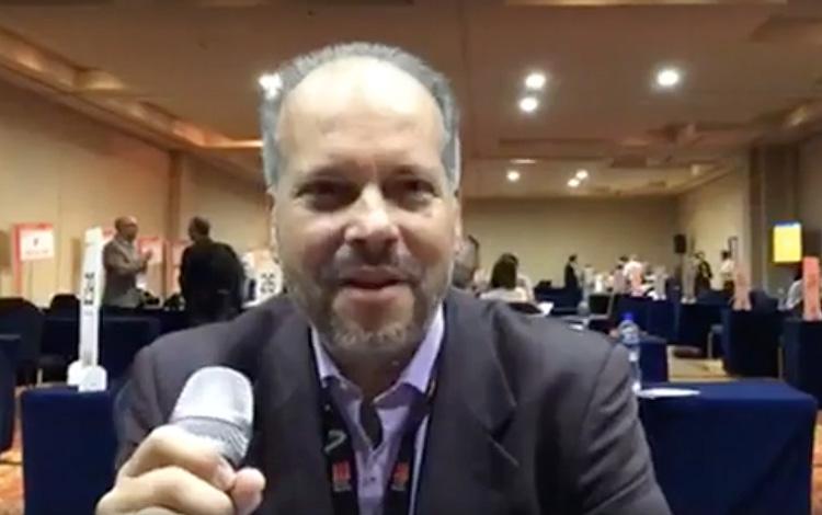 Con Luis Daniel Capriles de NewFlix Media