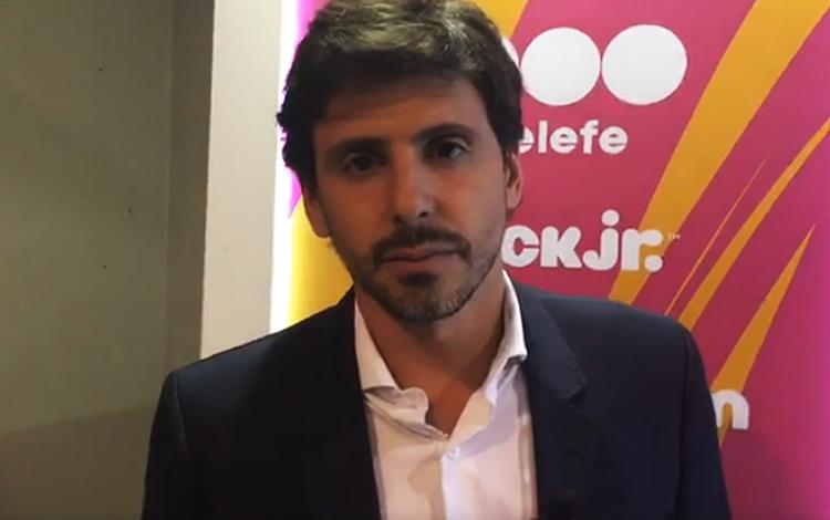 Dario Turovelzky, SVP contenidos globales de ...