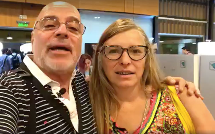 Con Natalia Smirnoff cineasta argentina desde...