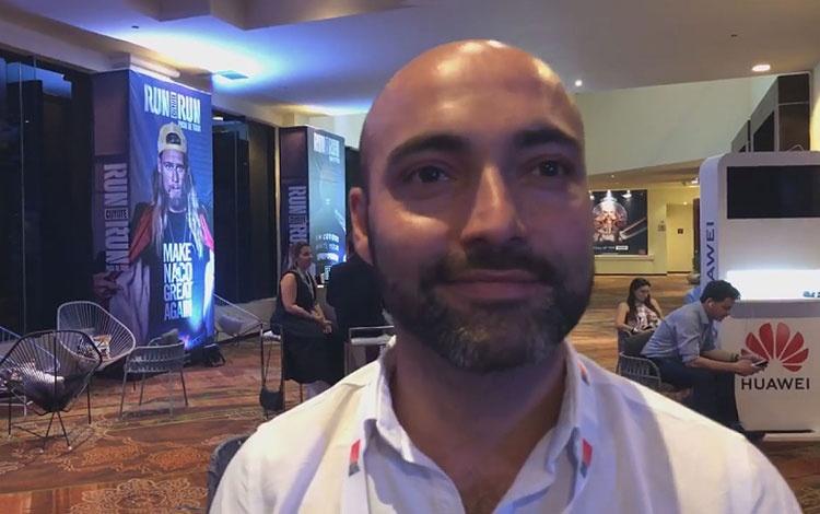 Con Gino Carranza de Mafia Digital desde MipC...