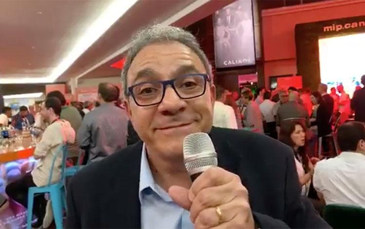 José Escalante desde #mipcancuncumplien...
