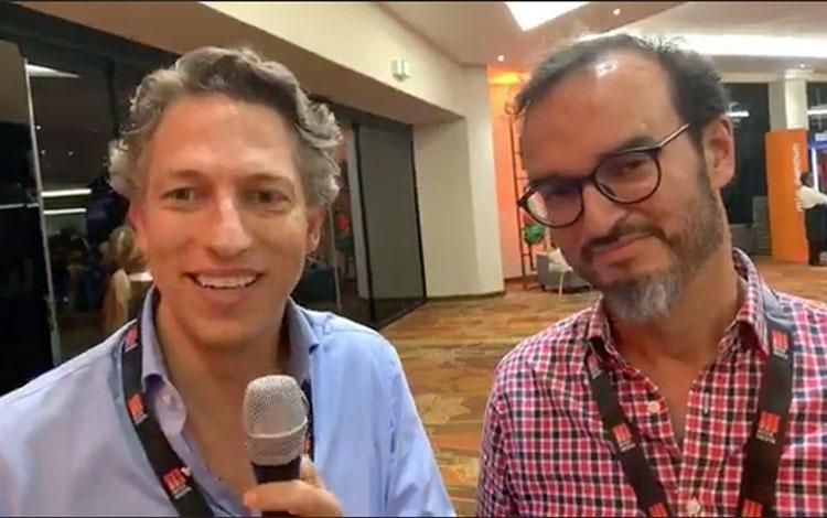 Felipe Boshell y Luis Eduardo Jiménez anuncia...