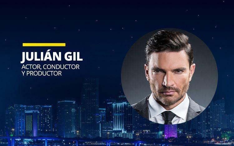 #PRODUprimetime con Julián Gil, actor, conduc...