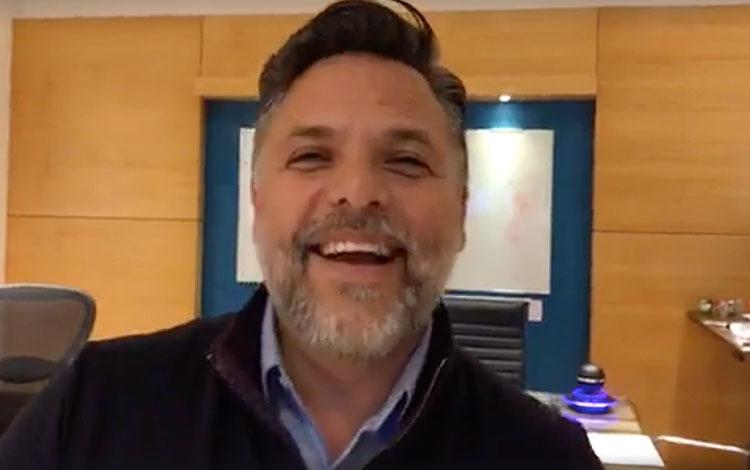 ConRicardo Coeto Martínez, VP ejecutivo...