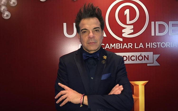 Desde Bogotá en el evento 'Una idea para camb...
