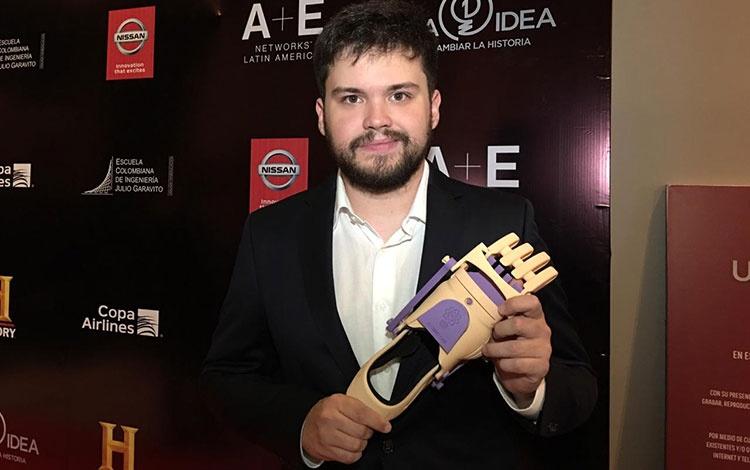 EN VIVO desde Bogotá en el evento 'Una idea p...
