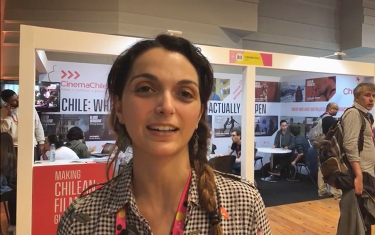 Con Isidora Marras, cineasta chilena en Venta...