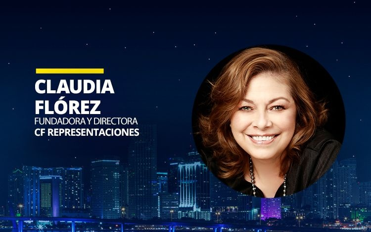 #PRODUprimetime con Claudia Flórez de CF Repr...