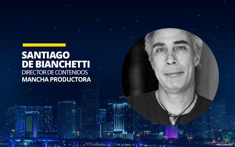 #PRODUprimetime con Santiago de Bianchetti de...