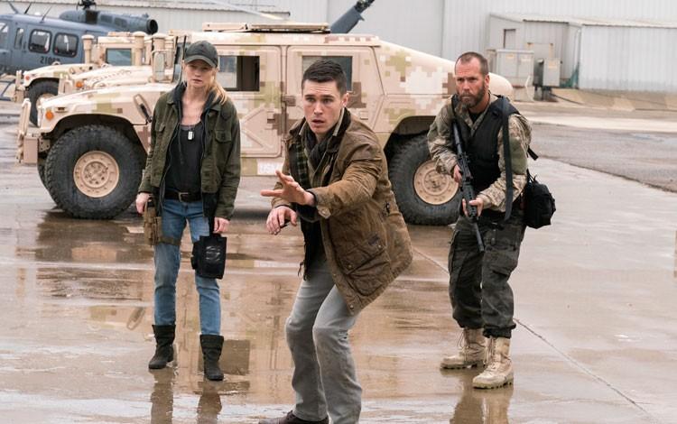 Joel Stillerman de AMC: Fear the walking dead tendrá una cuarta ...