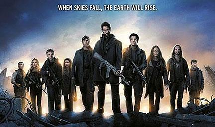 TNT estrena en la región cuarta temporada de Falling skies el lunes 23