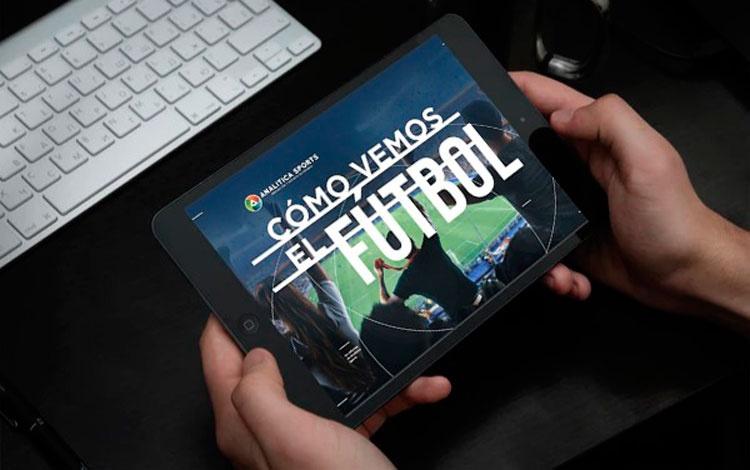 Horacio Gennari de BB: Lanzamos el análisis Cómo vemos el fútbol junto a Analítica Sports