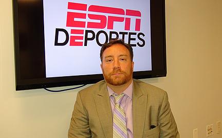 John Fitzgerald de ESPN Deportes  Finalizamos un exitoso año de upfront  2013-2014 a222da264057b