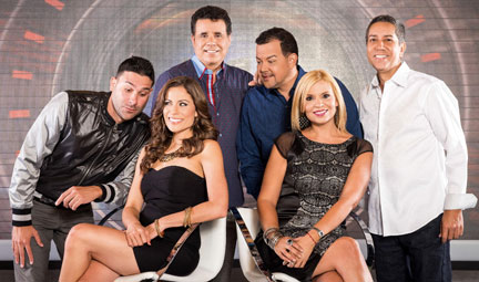 Puerto Rico´s WAPA Television with 90% of the top 10